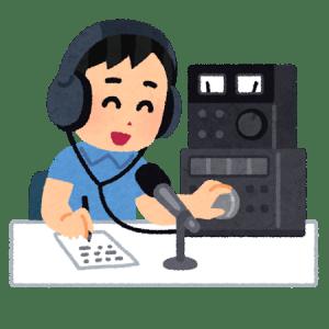 趣味のアマチュア無線